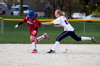 2013-04-22 WHS Softball